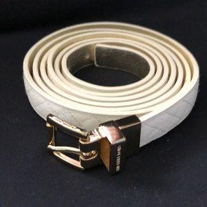 Double turn Michael Kors belt
